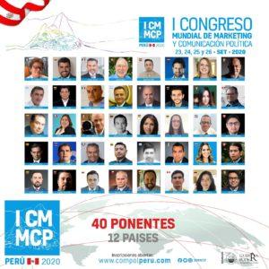 Congreso de Comunicación Política en Perú